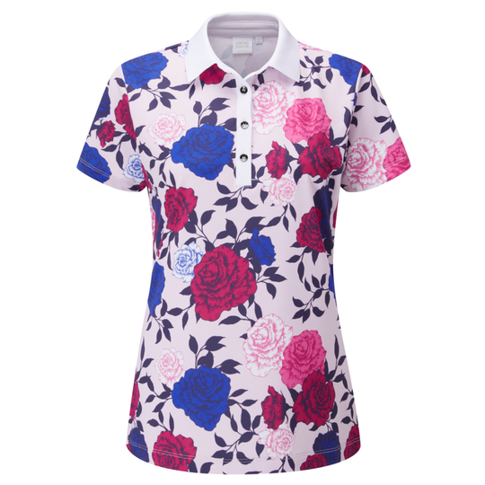 PING Rose Garden Polo Shirt
